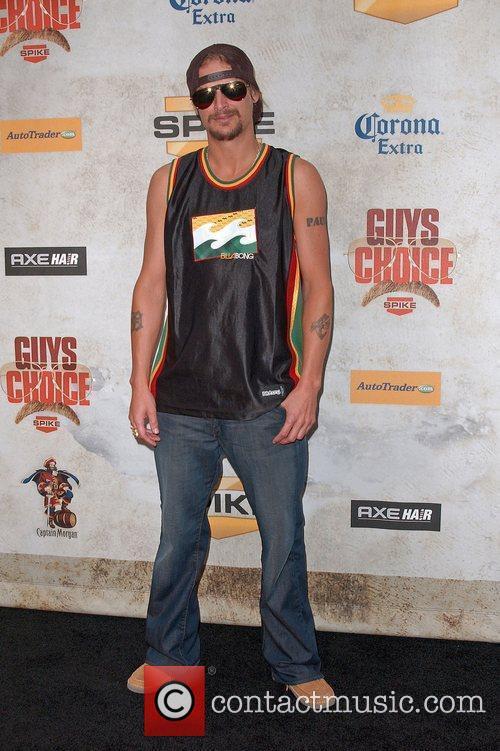 Kid Rock Spike TV's 'Guys Choice Awards' at...