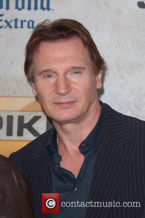 Liam Neeson Spike TV's 'Guys Choice Awards' at...