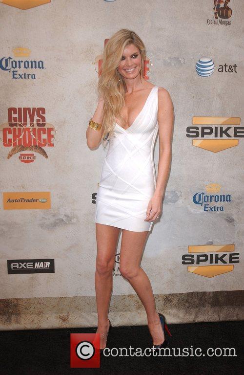 Marisa Miller Spike TV's 'Guys Choice Awards' at...