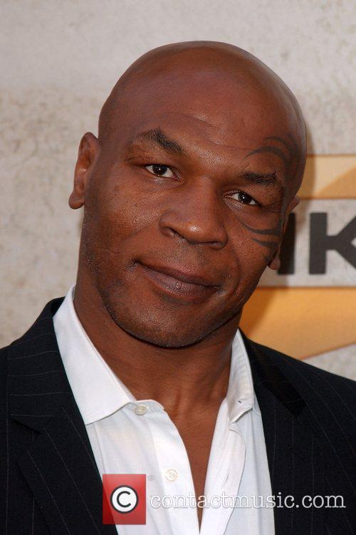 Mike Tyson Spike TV's 'Guys Choice Awards' at...