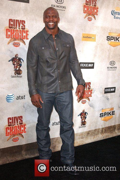 Terry Crews Spike TV's 'Guys Choice Awards' at...