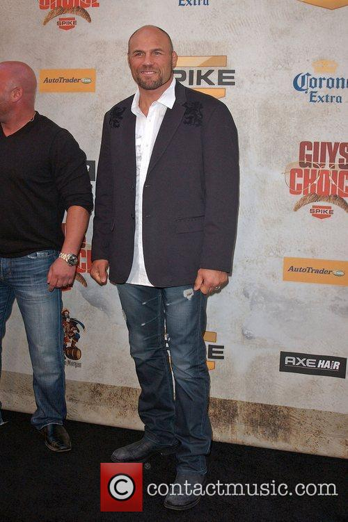 Ultimate Fighter Randy Couture Spike TV's 'Guys Choice...