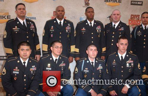 United States Army Spike TV's 'Guys Choice Awards'...