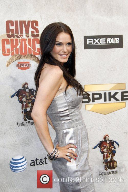 Amanda MacKay  Spike TV's 'Guys Choice Awards'...