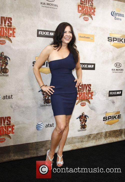 Christa Campbell  Spike TV's 'Guys Choice Awards'...