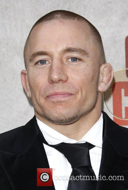 Georges St-Pierre  Spike TV's 'Guys Choice Awards'...