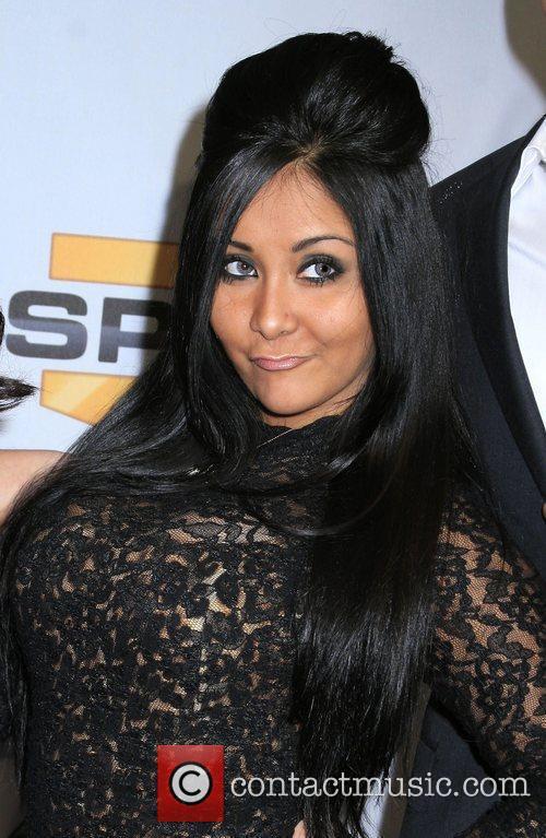 Nicole Polizzi of 'Jersey Shore' Spike TV's 7th...