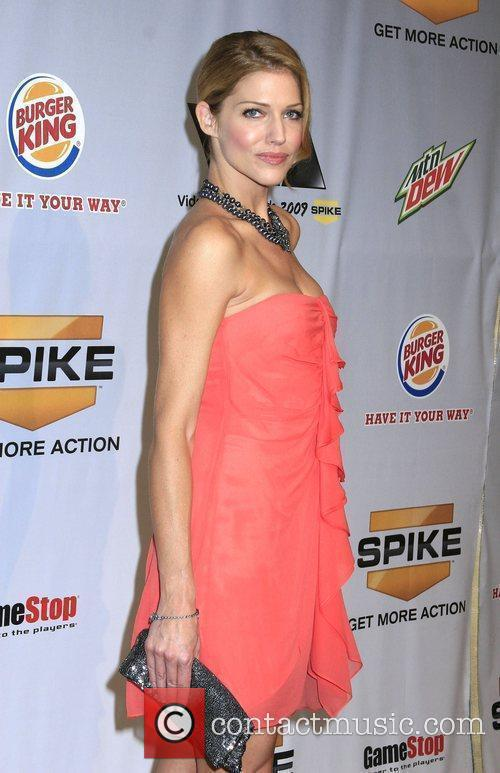 Tricia Helfer Spike TV's 7th Annual Video Game...