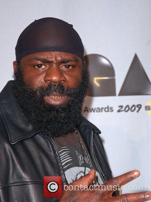 Kimbo Slice Spike TV'S Video Game Awards 2009...