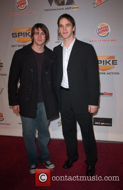 Steven Robitaille and Luc Robitaille Spike TV'S Video...