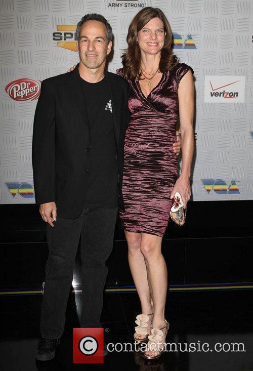 Danny Bilson and Heather Medway Spike TV's 2010...