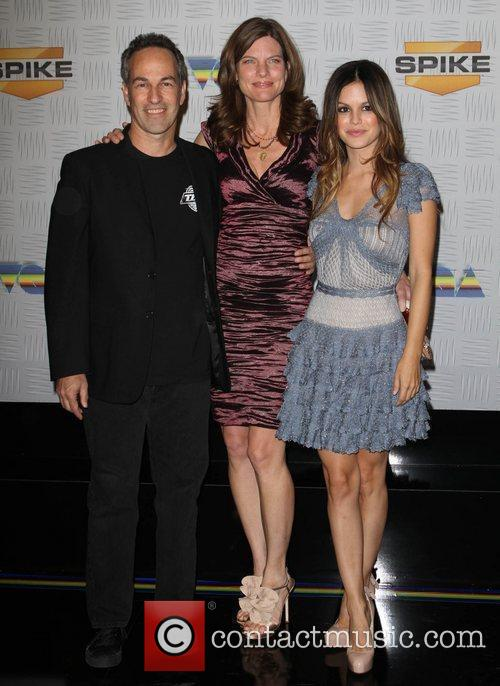 Rachel Bilson and Danny Bilson