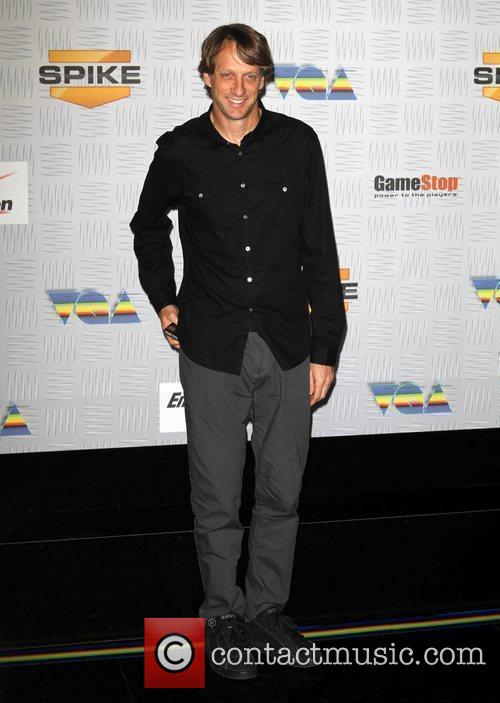 Tony Hawk Spike TV's 2010 Video Game Awards...