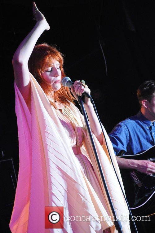 Florence Welch and Florence and the Machine 13