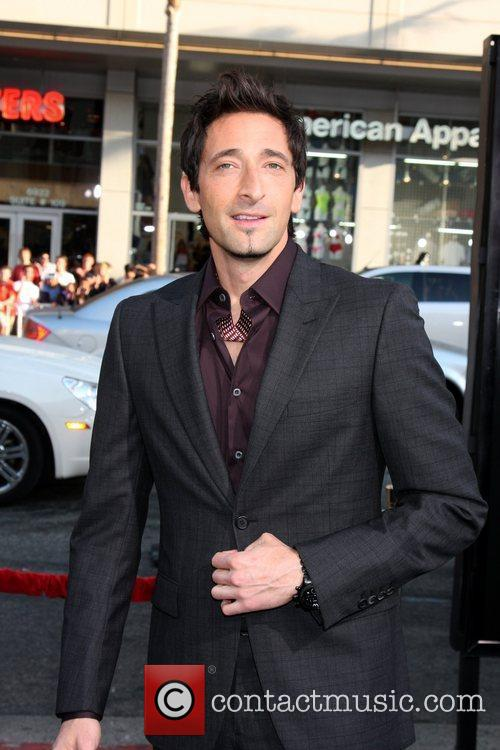 Adrien Brody and Bros 2