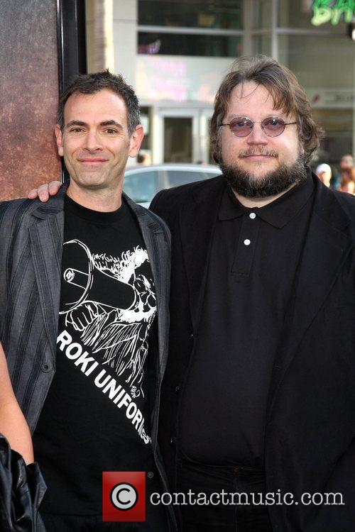 Guillermo Del Toro and Bros 2