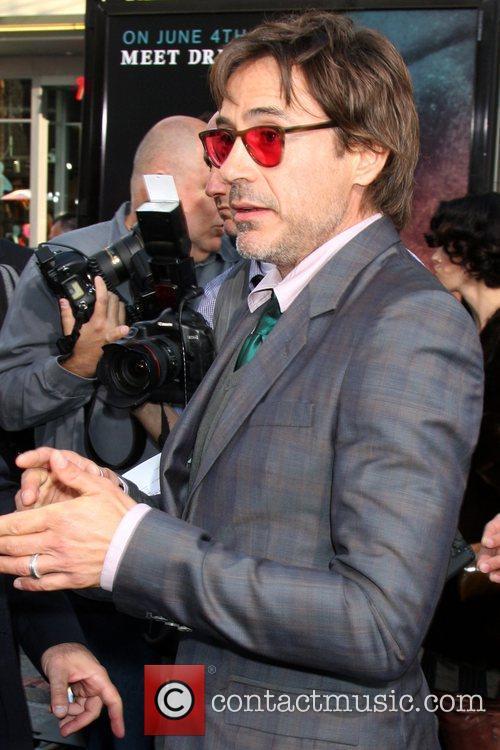 Robert Downey Jr and Bros 3