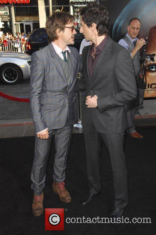Adrien Brody, Bros and Robert Downey Jr 8