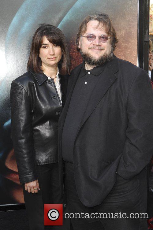 Guillermo Del Toro and Bros 1