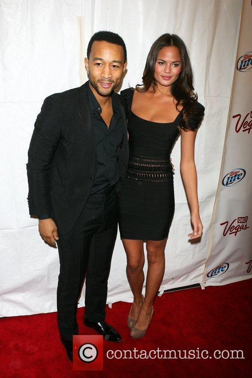 John Legend and Christine Teigen 2