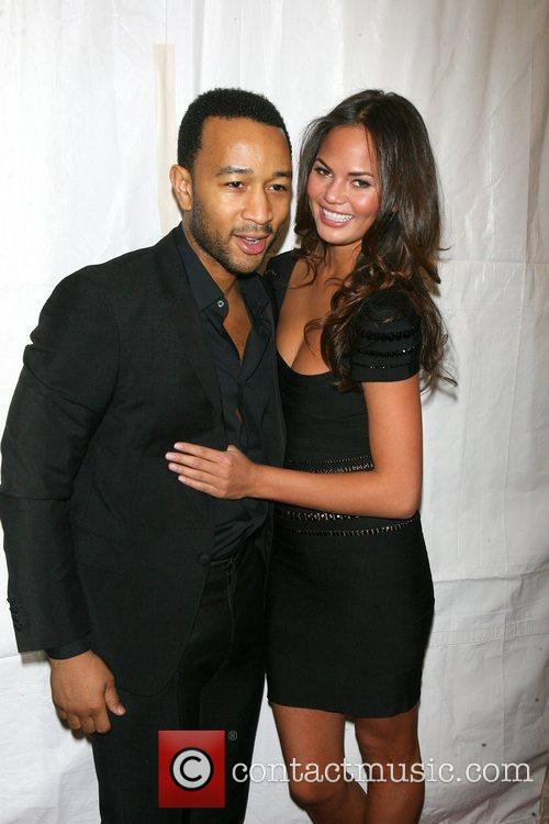 John Legend and Christine Teigen 1
