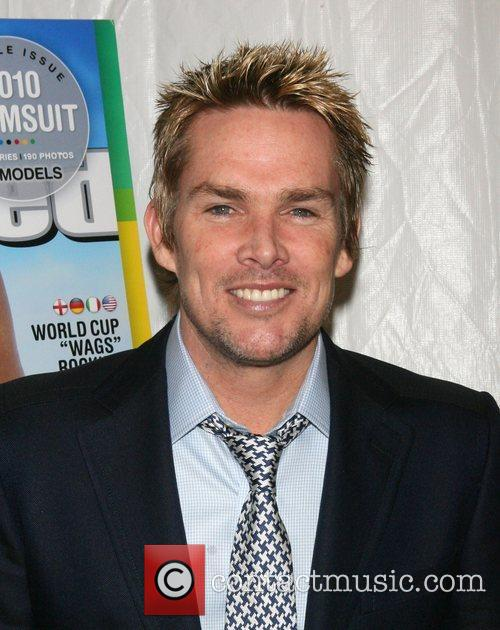 Mark McGrath attends the Sports Illustrated Swimsuit 24/7:...