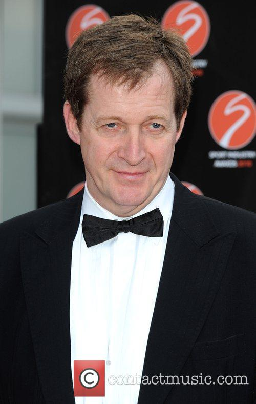 Alistair Campbell  Sport Industry Awards held at...