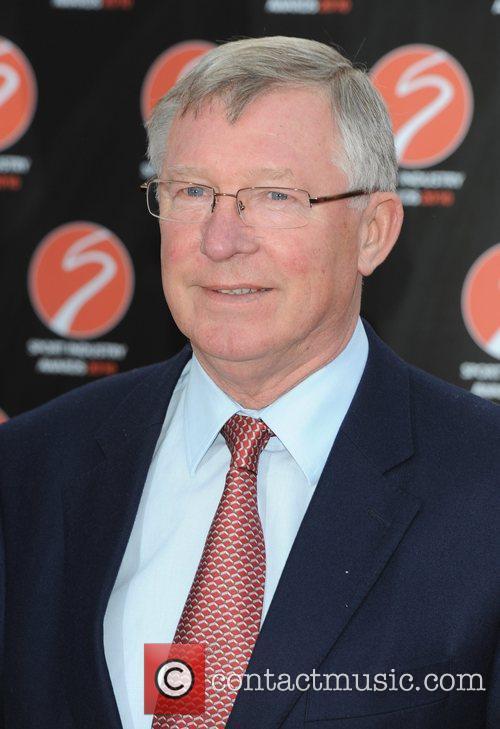 Sir Alex Ferguson Sport Industry Awards held at...