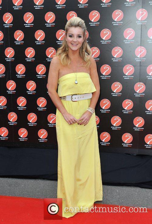 Helen Skelton Sport Industry Awards held at the...