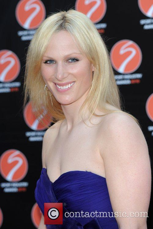 Zara Phillips Sport Industry Awards held at the...