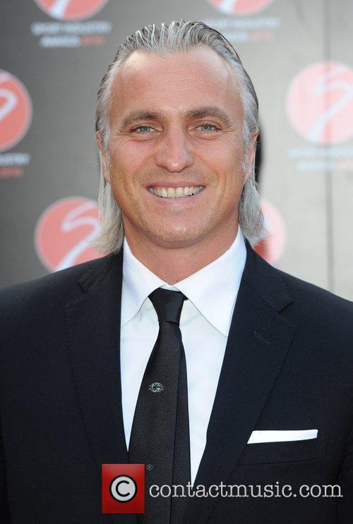 David Ginola Sport Industry Awards held at the...