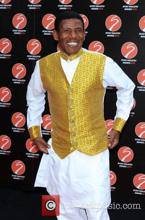 Haile Gebrselassie Sport Industry Awards held at the...