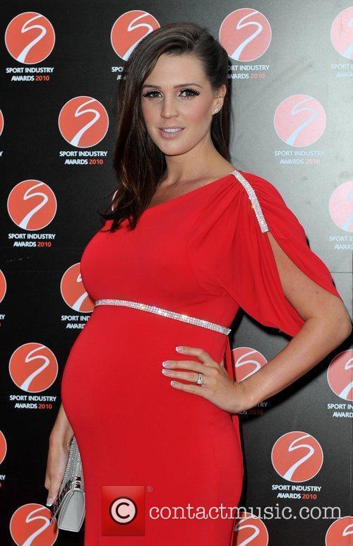 Danielle Lloyd Sport Industry Awards held at the...