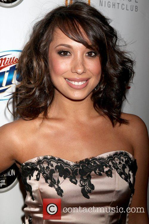 Cheryl Burke Sports Illustrated Swimsuit on location party...