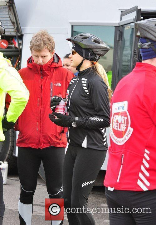 The BT Sport Relief Cycle Challenge