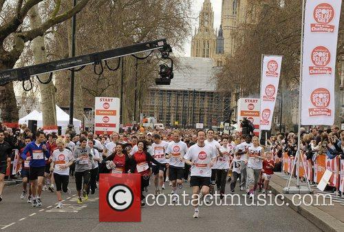 Sainsbury's Sport Relief: The London Mile
