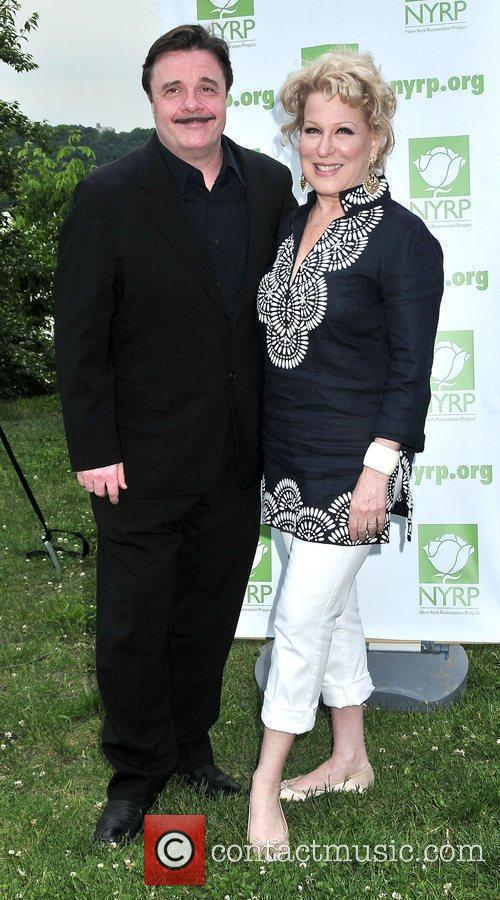 Nathan Lane, Bette Midler