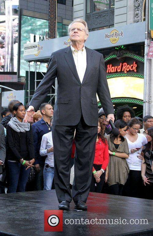Jerry Springer, The Jerry Springer Show, Times Square