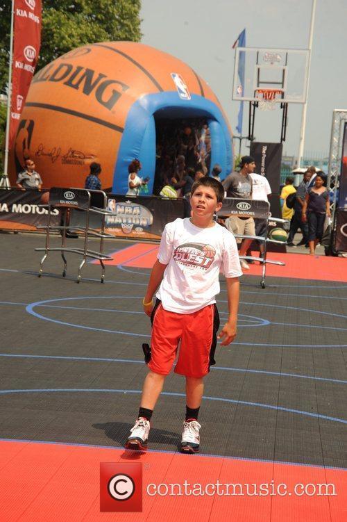 Inoperable Brain Tumor patient Justin Friedlander, 13, wants...