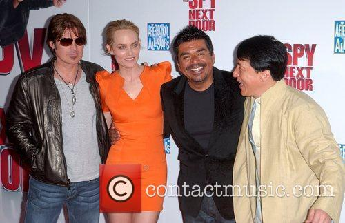 Billy Ray Cyrus, Amber Valletta, George Lopez and...