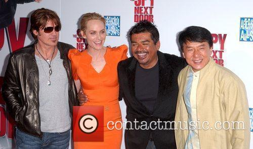 Billy Ray Cyrus, Amber Valletta, George Lopez, Jackie...