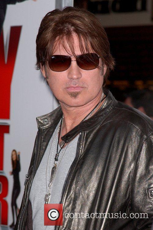 Billy Ray Cyrus World Premiere of 'The Spy...