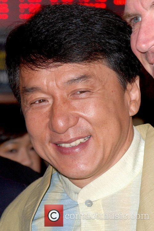 Jackie Chan World Premiere of 'The Spy Next...