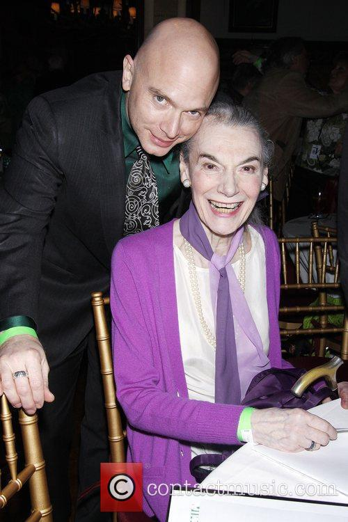 Michael Cerveris and Marian Seldes 5