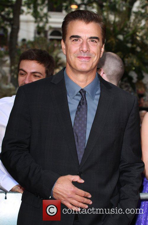 Chris Noth and Sex And The City 5