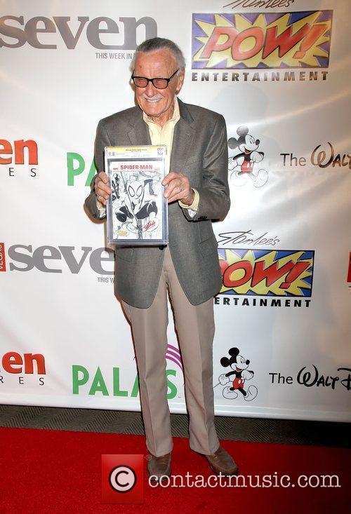 Stan Lee Tribute to Comic book legend Stan...