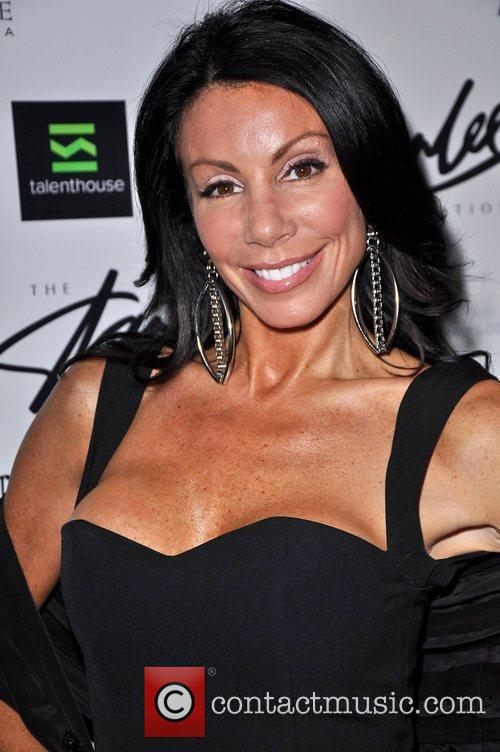 Danielle Staub The Stan Lee Foundation launch party...