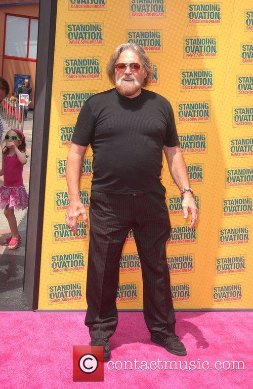 Los Angeles Premiere Of 'Standing Ovation' at Universal...