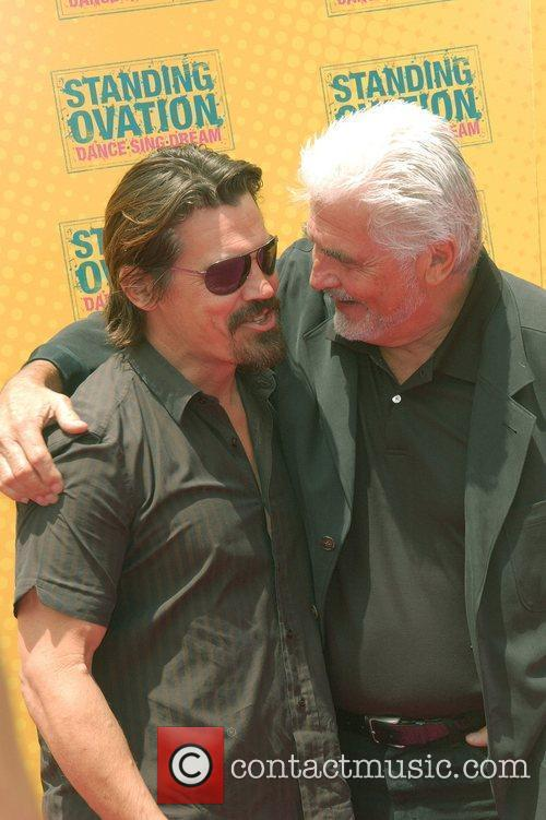 Josh Brolin and James Brolin 1