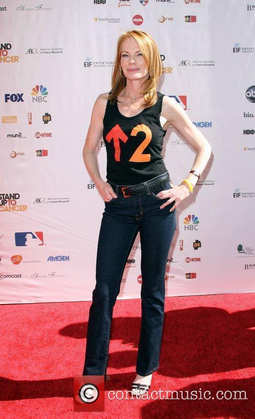 Marg Helgenberger and Sony 2